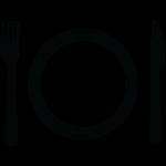 cucina ospiti condivisa