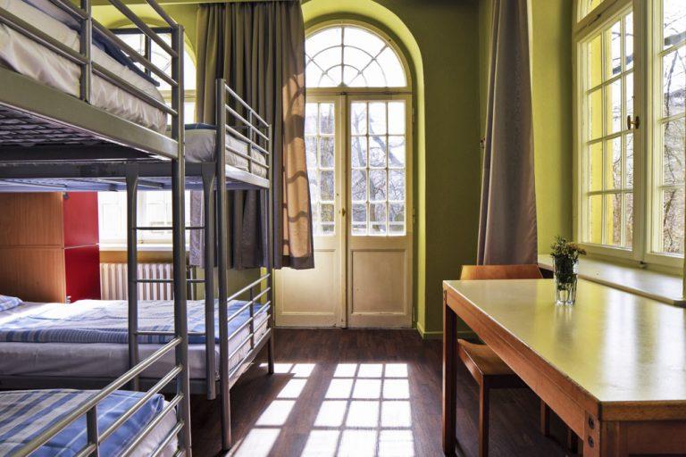 berlijn slaapzaal hostel