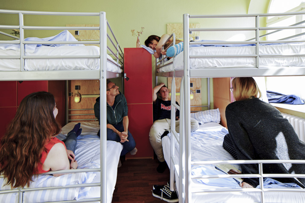 Etagenbett Jugendherberge : Etagenbett billi bolli kindermöbel